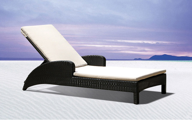 chaise longue de transat relax jardin fauteuil. Black Bedroom Furniture Sets. Home Design Ideas