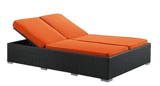 chaise longue de piscine transat relax jardin fauteuil piscine en resine tressee. Black Bedroom Furniture Sets. Home Design Ideas