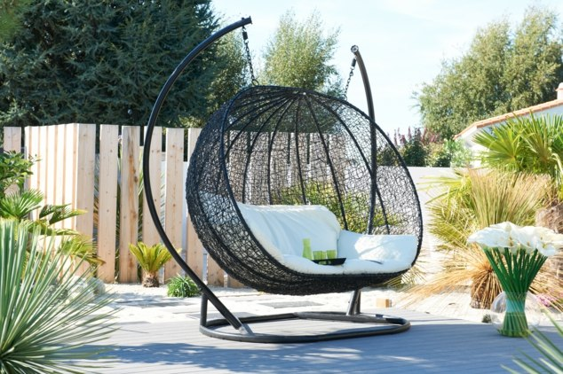 Best Fauteuil Balancelle De Jardin Ideas - Home Decorating Ideas ...