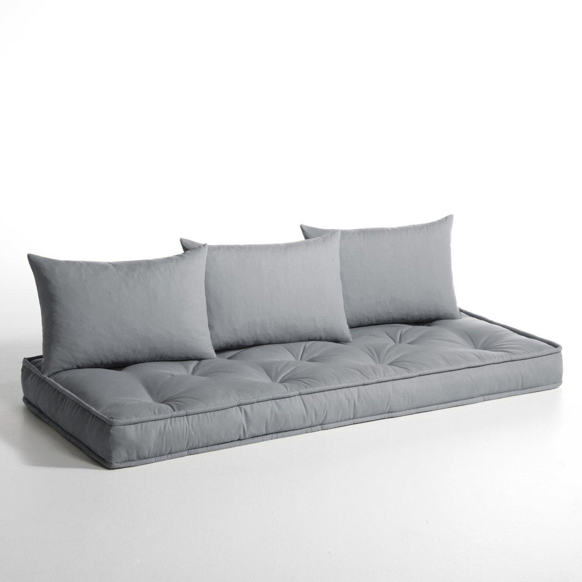 salon, canape, fauteuil, pot, mobilier, meubles, de, jardin, en